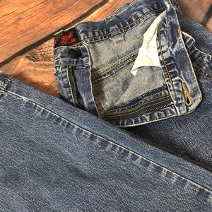 """Vans """"Off the Wall"""" Mens Jeans Size 34"""